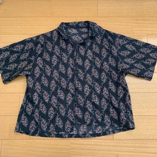 ウィゴー(WEGO)のWEGO 柄シャツ(シャツ/ブラウス(半袖/袖なし))