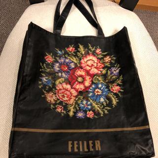 フェイラー(FEILER)のフェイラービニールコーティングバッグ(トートバッグ)