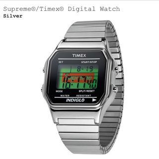 supreme timex シルバー