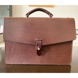 ヘルツ(HERZ)のorgan ダコタレザー2wayブリーフケースMサイズ(ビジネスバッグ)