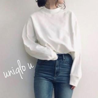 UNIQLO - 大人気商品✽uniqlo u スウェットプルオーバー