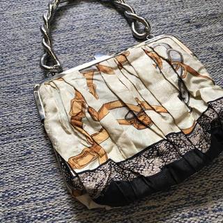 アッシュペーフランス(H.P.FRANCE)のコレクションプリヴェ のハンドバッグ(ハンドバッグ)