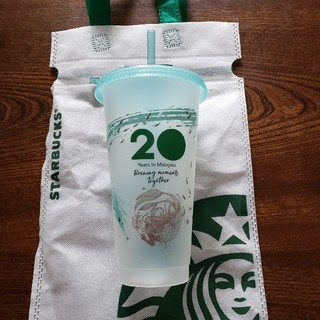 Starbucks Coffee - 【海外限定品】マレーシア スタバ 20周年限定品