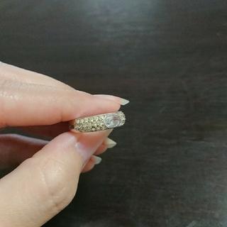 指輪 3連休価格❤️