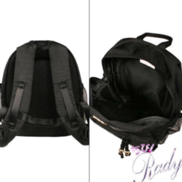 Rady(レディー)のrady シャンデリアメッシュちびリュック キッズ/ベビー/マタニティのこども用バッグ(リュックサック)の商品写真