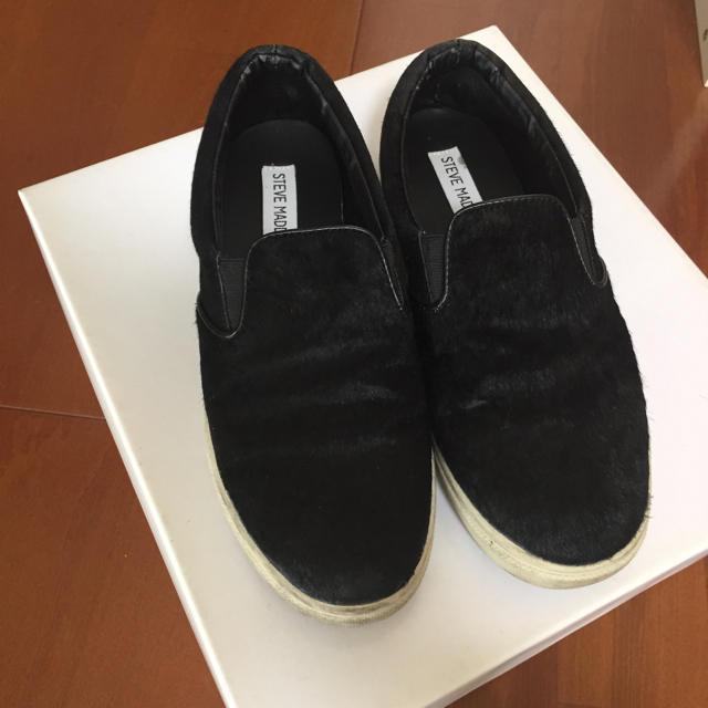 BEAUTY&YOUTH UNITED ARROWS(ビューティアンドユースユナイテッドアローズ)のSTEVE MADEDEN レディースの靴/シューズ(スニーカー)の商品写真
