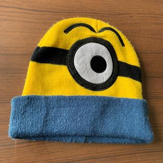 ミニオン(ミニオン)のミニオンニット帽(帽子)
