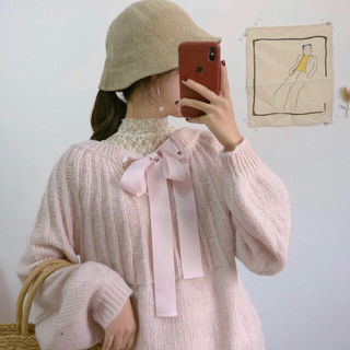 ジルバイジルスチュアート(JILL by JILLSTUART)のセーター(ニット/セーター)