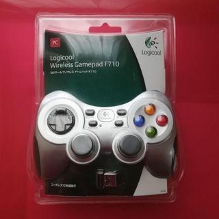 プレイステーション3(PlayStation3)のLogicool F710 ゲームコントローラー(PC周辺機器)