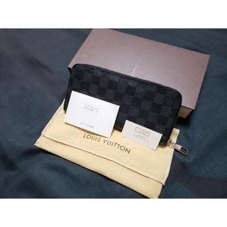 ルイヴィトン(LOUIS VUITTON)のLouis Vuittonダミエグラフィット ジッピーウォレット ヴェルティカル(長財布)
