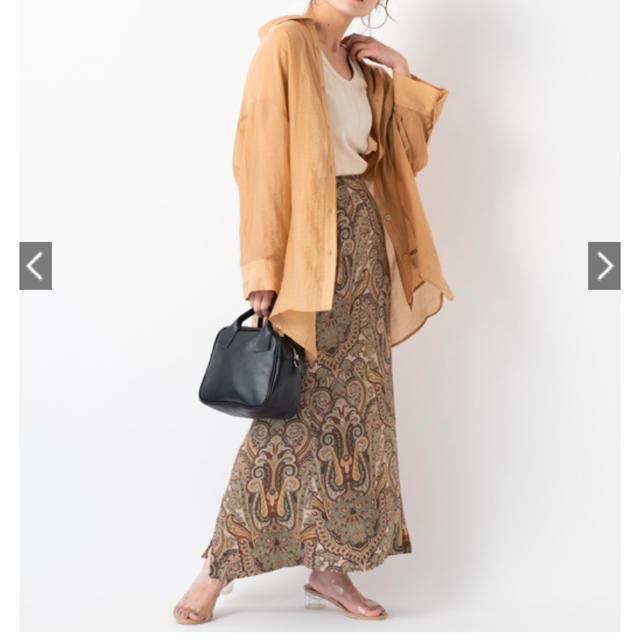 Kastane(カスタネ)の透けビックシャツ♡kastane レディースのトップス(シャツ/ブラウス(長袖/七分))の商品写真