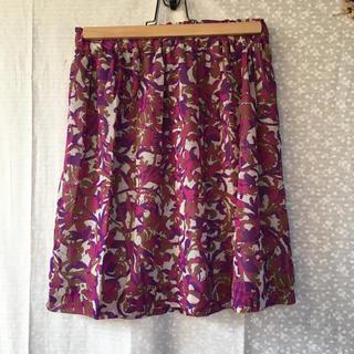 スピックアンドスパン(Spick and Span)の感謝sale♥7360♥Spick and span②♥上品&素敵なスカート(ミニスカート)