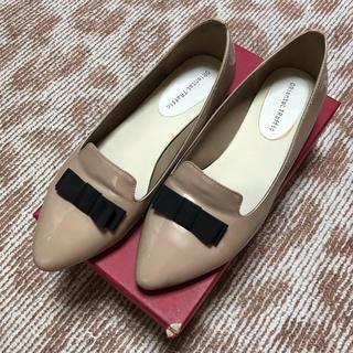 オリエンタルトラフィック(ORiental TRaffic)のORientaL TRaffic★リボンレインパンプス(レインブーツ/長靴)