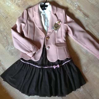 卒業式スーツ 160㎝(ドレス/フォーマル)