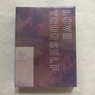 ボウダンショウネンダン(防弾少年団(BTS))の★新品・未開封★BTS love yourself New York DVD(ミュージック)