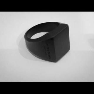 【UNITED TOKYO】シルバーコーティングリング(最終価格)(リング(指輪))