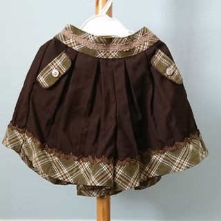 アクシーズファム(axes femme)の女児120 キュロットスカート(パンツ/スパッツ)