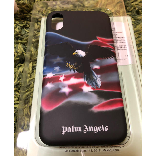 palm angels iphone xの通販