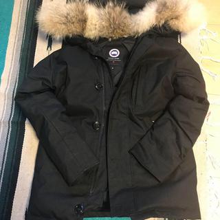 カナダグース(CANADA GOOSE)のカナダグース エディフィス別注 黒、サイズs(ダウンジャケット)