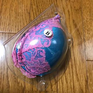 Ravijour - ヌーブラ color   スカイブルーとピンク  サイズ☆B