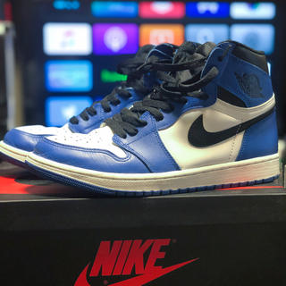 NIKE - AIR JORDAN 1 game royal