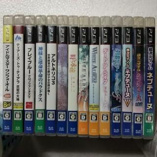 プレイステーション3(PlayStation3)のPS3 まとめ ソフト 14本(家庭用ゲームソフト)