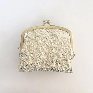 アンチ(ANTI)の❤️まきしむ様専用‼️ゴールド がま口財布❤️(財布)