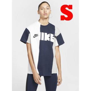 サカイ(sacai)の新品 Sサイズ Nike SACAI ナイキ サカイ  ハイブリッド Tシャツ(Tシャツ(半袖/袖なし))