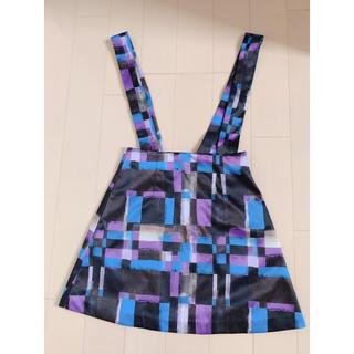 SLY - SLY⭐️サスペンダー付きスカート