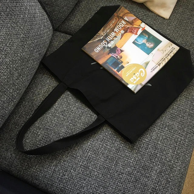 Yohji Yamamoto(ヨウジヤマモト)のトート ヨウジヤマモト 逆ロゴ yohji yamamoto  メンズのバッグ(トートバッグ)の商品写真