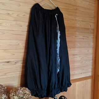 13*黒かぼちゃスカート77