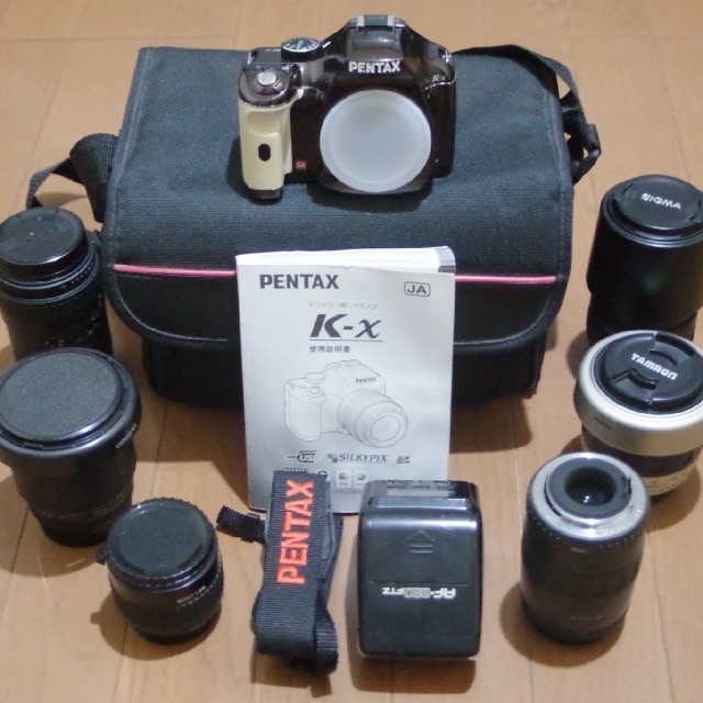 PENTAX(ペンタックス)のつっちー様専用中 スマホ/家電/カメラのカメラ(デジタル一眼)の商品写真