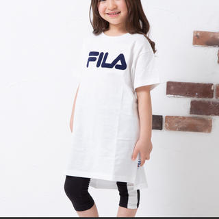 フィラ(FILA)のFILA ロゴ ワンピース(ワンピース)