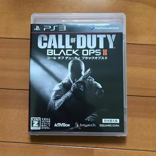 プレイステーション3(PlayStation3)のコール オブ デューティ ブラックオプスII (吹き替え版) PS3版(家庭用ゲームソフト)