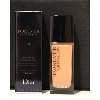 Dior - Dior 新品未使用 スキンフォーエヴァーフルイドグロウ ファンデーション