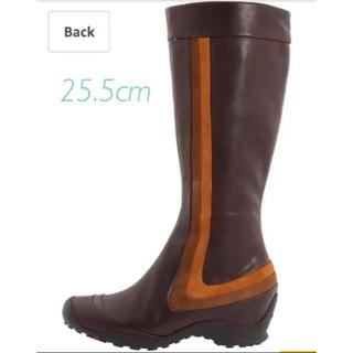 メレル(MERRELL)の新品未使用 メレル 防水 ロングブーツ 25.5cm(ブーツ)