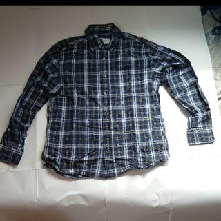 コンバース(CONVERSE)のコンバース チェックシャツ(Tシャツ/カットソー(七分/長袖))
