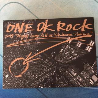 ワンオクロック(ONE OK ROCK)のONE OK ROCK 2014 横浜スタジアム DVD(ミュージック)