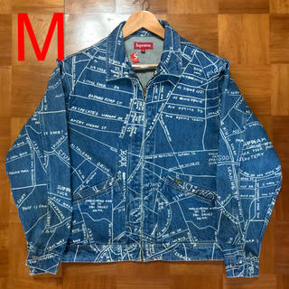 Supreme - Supreme /Gonz Map Work Jacket /M