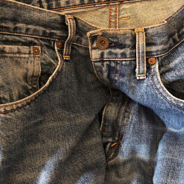 Levi's(リーバイス)のリーバイス  デニム股上深め レディースのパンツ(デニム/ジーンズ)の商品写真