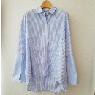 ZARA - ZARA オーバーシャツ 美品送料込!
