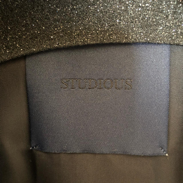 STUDIOUS(ステュディオス)のSTUDIOS オリジナルジャケット メンズのジャケット/アウター(テーラードジャケット)の商品写真
