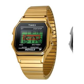 Supreme®/Timex® Digital Watch Gold