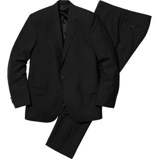シュプリーム(Supreme)のSupreme Suit Black 18ss スーツ(セットアップ)