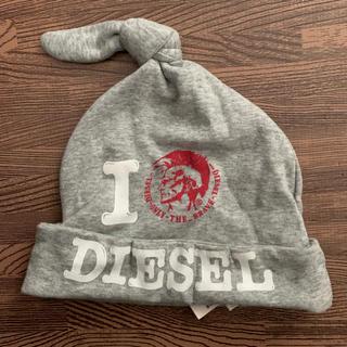 ディーゼル(DIESEL)のdiesel ベビー帽子(帽子)