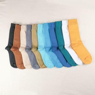 メンズ サイズ26~28 綿靴下 11足セット 普通丈(ばら売り可)(ソックス)