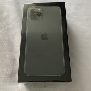 Apple - 希少 iPhone11 pro 64G 緑 SIMフリー デュアルSIM 香港版