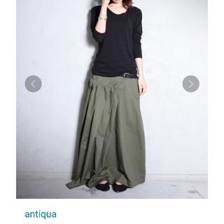 antiqua - antique変形スカート