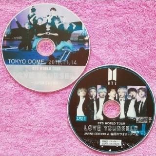 ボウダンショウネンダン(防弾少年団(BTS))の♥️BTS♥️DVD 2枚 セット(ミュージック)