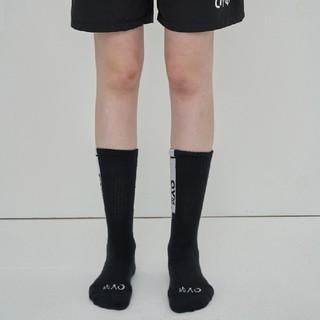 OY 韓国ファッション ソックス 靴下(ソックス)